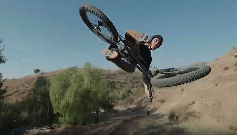FINGERS CROSSED BMX. TEASER featuring Ruben and Garrett by Traxxmedia