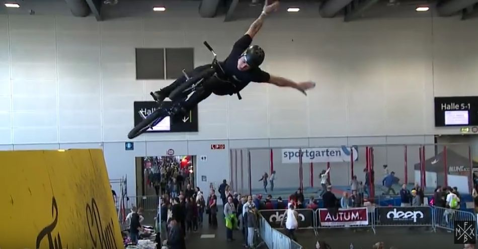 Alliance BMX Jam @ Passion Sports Convention 2017 | freedombmx