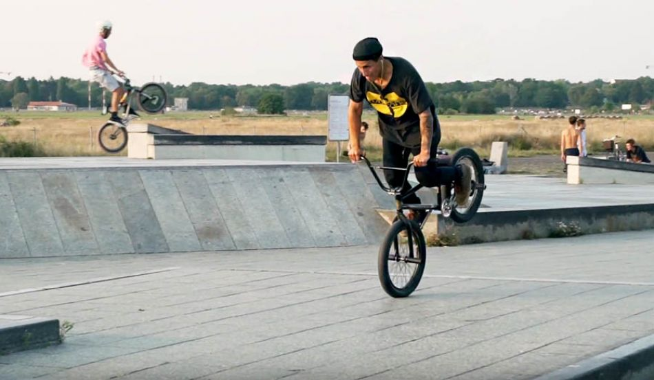BMX Bank Jam Berlin 2019 by kunstform BMX Shop & Mailorder