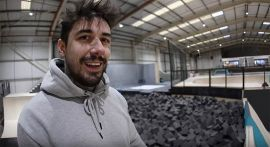 BMX Session: UK Action Sports Facility! by Harry Main