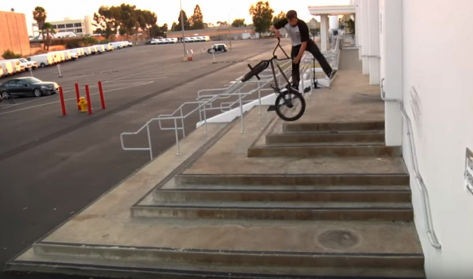 Garrett Reynolds Signature Sessions - Cinema BMX