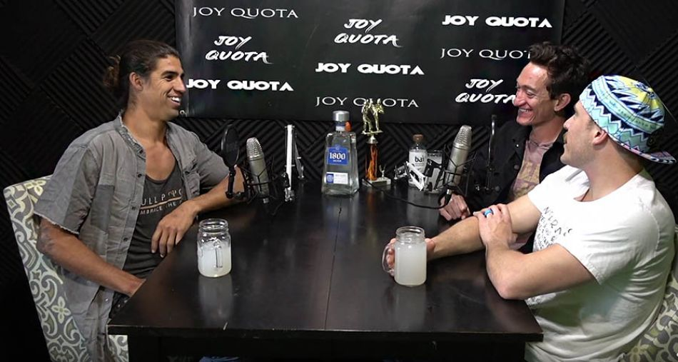 The Joy Quota Podcast #14: Alex Landeros- Pro BMX Rider