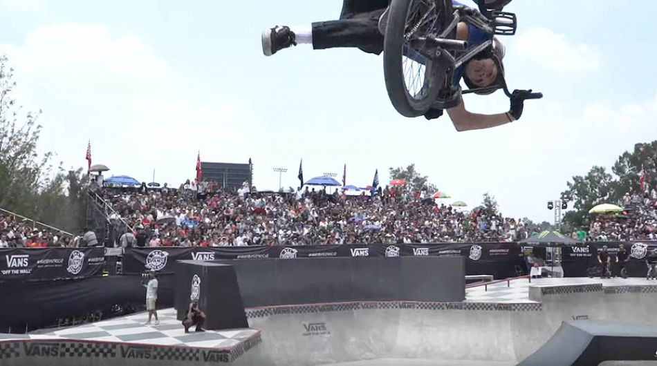 FULL FINALS HIGHLIGHTS! VANS BMX PRO CUP MEXICO CITY 2019 by Our BMX