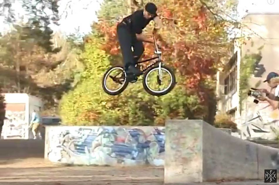 BMX Street: David Schaller – Bad Karma by freedombmx
