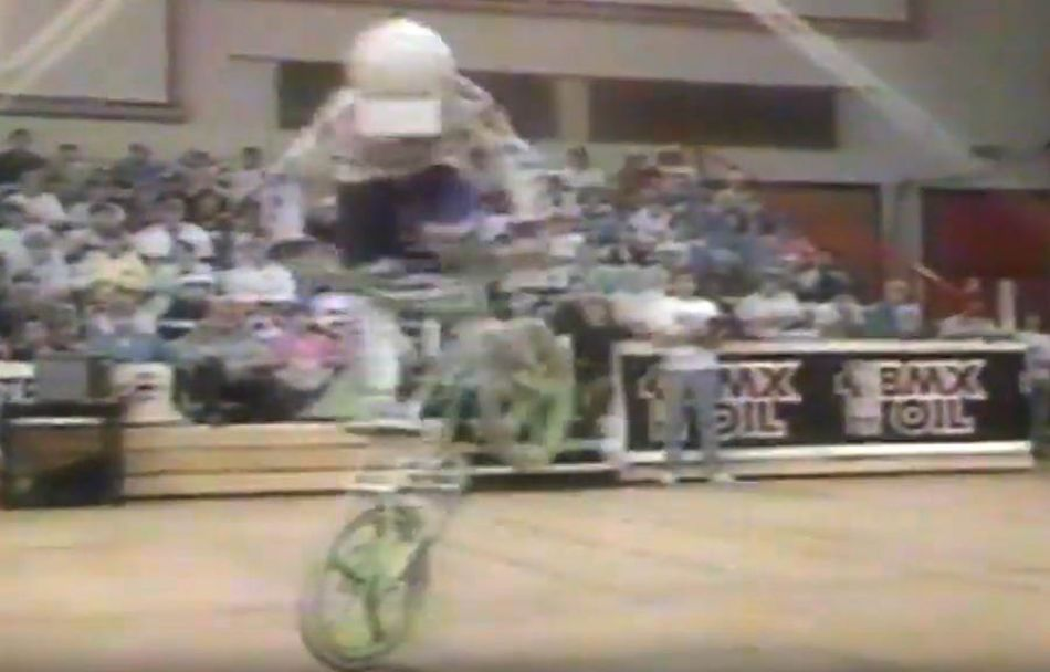 BMX Beat Legends! Carlo Griggs 1986 by The Stuntabiker