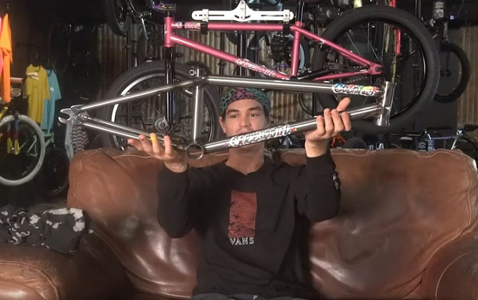 On The Couch // Alex Hiam by LUXBMX