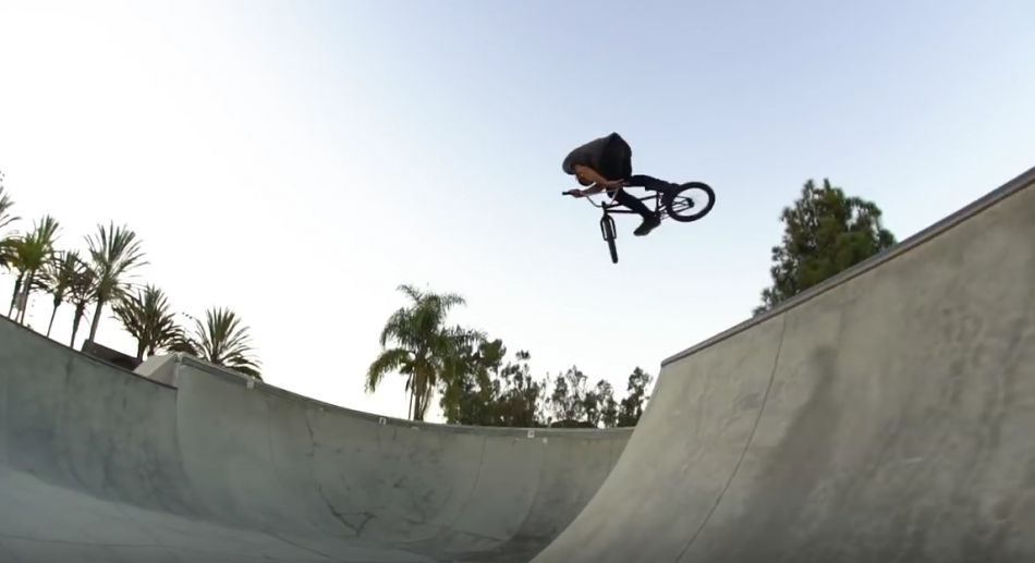 Nathan Sykes Vista session - Colony BMX