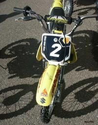 BDJ SX Number two bike