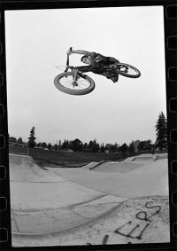 BMX is not a crime