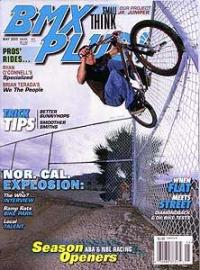 BMX Plus! May issue