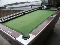 Penthouse pool table