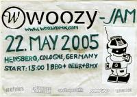 Woozy Robot returns to GER