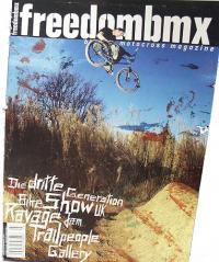 Freedom BMX magazin 63
