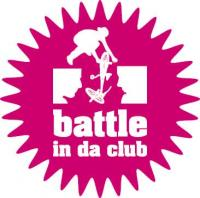 Battle in da club logo