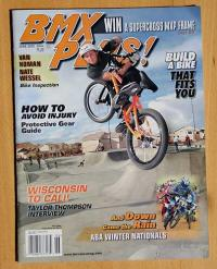BMX Plus! magazine June 200