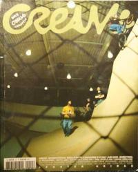 Cream BMX Lifestyle mag