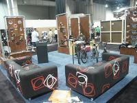 Odyssey booth Interbike