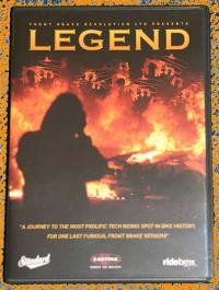Legend DVD by FBR ltd