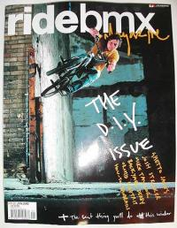 RIDE BMX Magazine Number 82