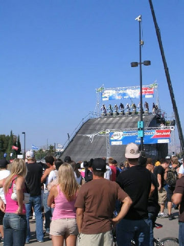 BMX Supercross in the USA and France for 2006