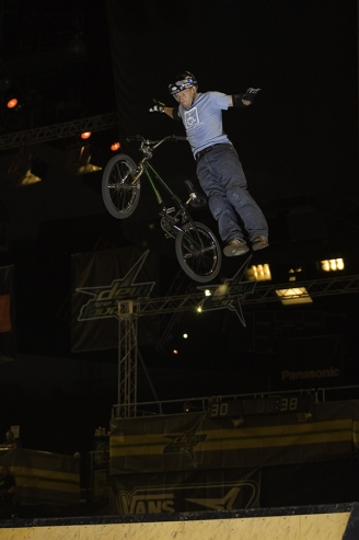 This including a barspin