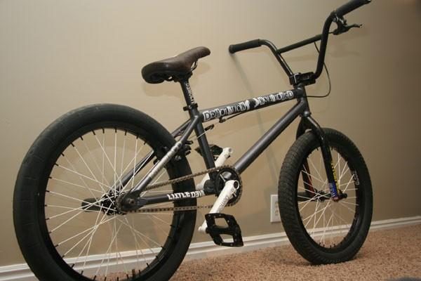 Rob Wise bike check