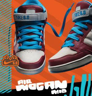 59393d61ff4a28 Nike 6.0 Air Morgan Mid