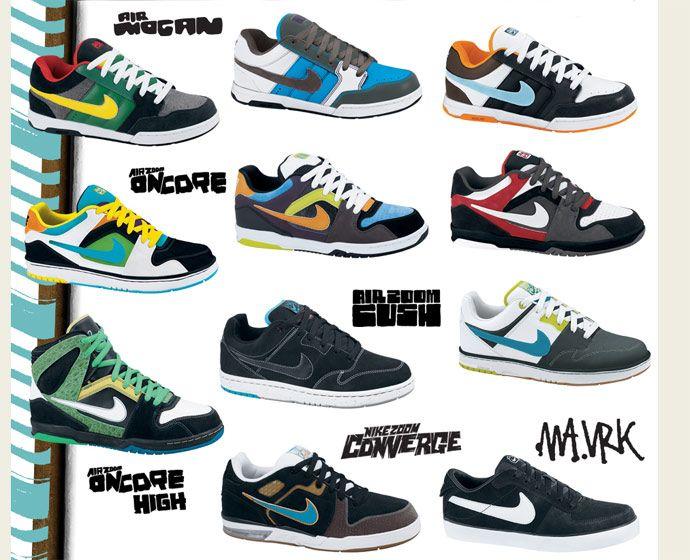les ventes chaudes 83763 0d290 Nike 6.0 Fall 2009 line online on FATBMX.com
