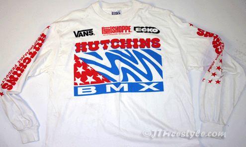 2d38a57c8e66bd Old School BMX jerseys. A trip through memory lane