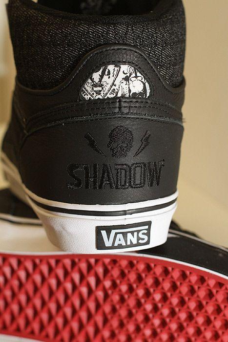 6201657fba Vans X Shadow Conspiracy shoe  Owens Hi Vulc MU