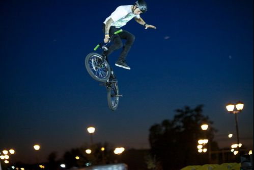 BMX Fest Sees Large Turn Out in Inaugural Year  +++New