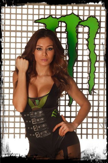 Apologise, Pictures of hot girls that sponsor monster energy share