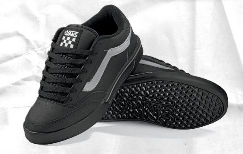 60b7a0afdb7f86 VANS Gravel shoe with rock climbing sole material for extra pedal grip.