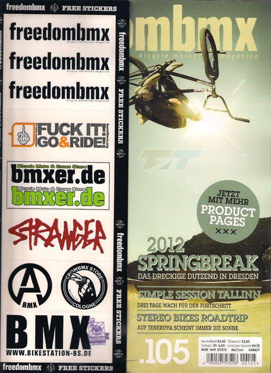 freedombmx 100 Product Special freedombmx