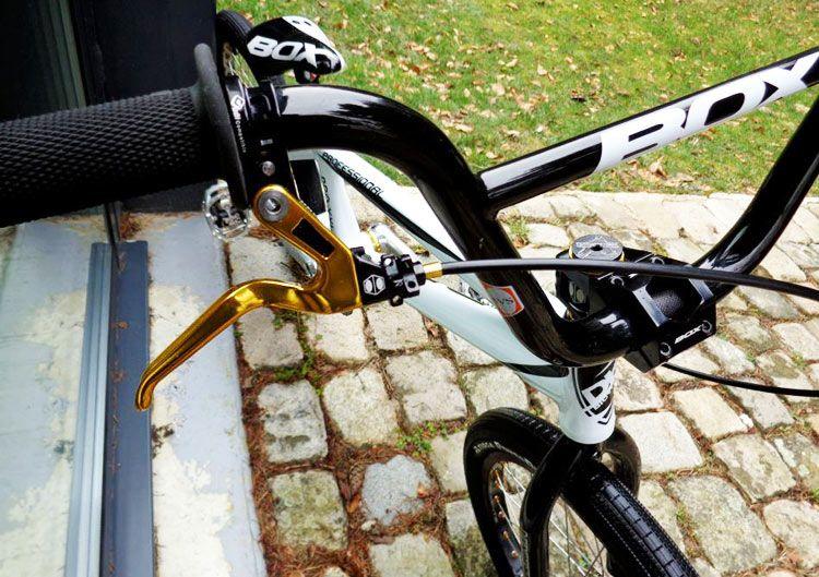 BOX COMPONENTS Genius BMX Bicycle Brake Lever