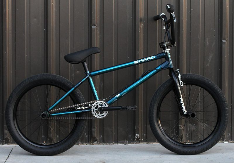 Fat Bike Reviews >> Bike Check: John Buultjens' HARO Lineage custom.