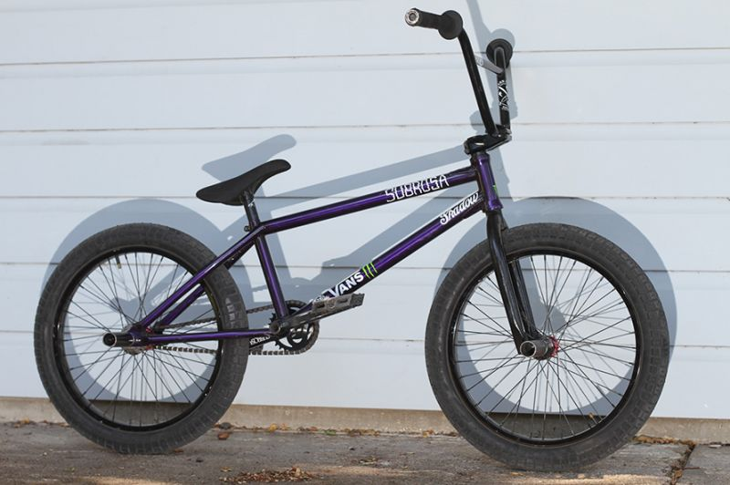 Bike Check Kevin Kalkoffs Purple Subrosa Noster