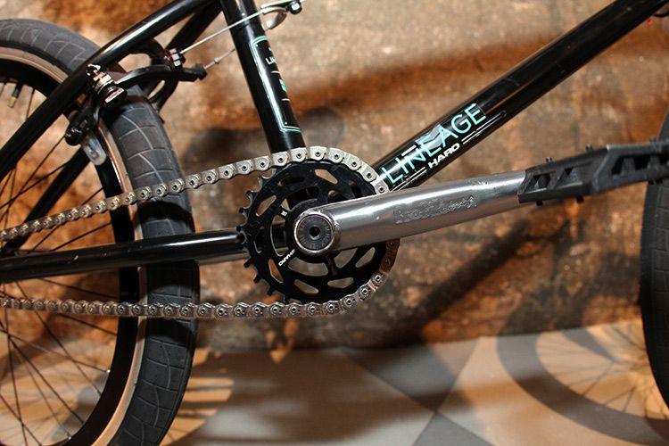 Bike Check Dennis Mccoy S Haro Lineage