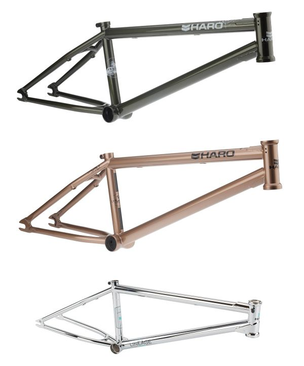 HARO\'s pro frames available at your local HARO dealer. SDv2, La ...