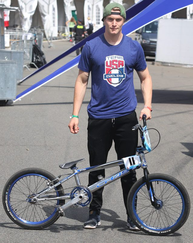 Connor fields bike