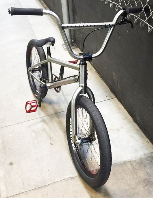 Lightest BMX Freestyle bike on earth  What does it take? Ricky